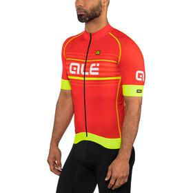 Alé Cycling Graphics PRR Salita Shortsleeve Jersey Herren flou yellow